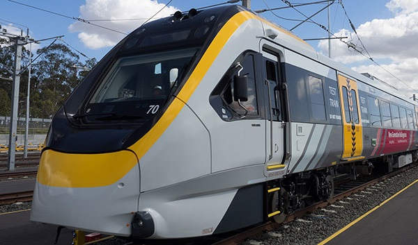 Queensland Rail Train Cab Ergonomics Project