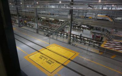 Bombardier Maintenance Facility Accessway Analysis Project